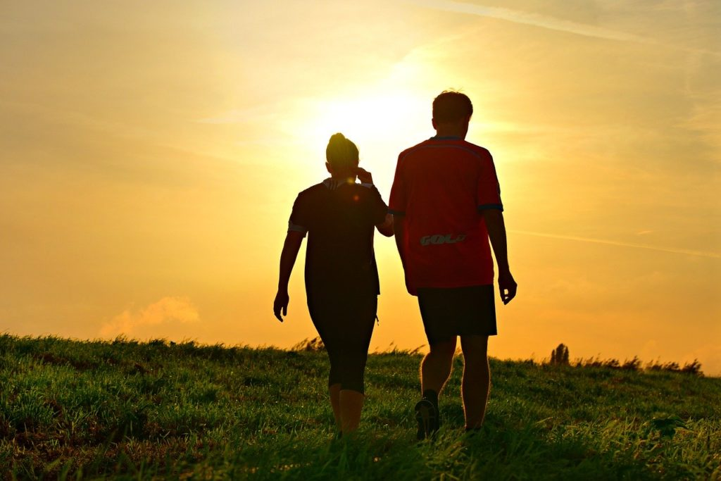 man, woman, couple